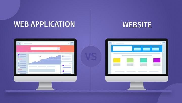 Application Web vs Site Web: Quelle est la différence et qu'est-ce qui est bénéfique pour votre entreprise?