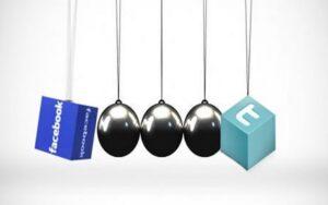 Marketing Facebook ou Twitter