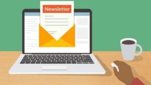 Newsletter par e-mail