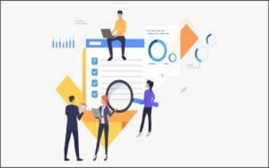 application Web d'entreprise réussie