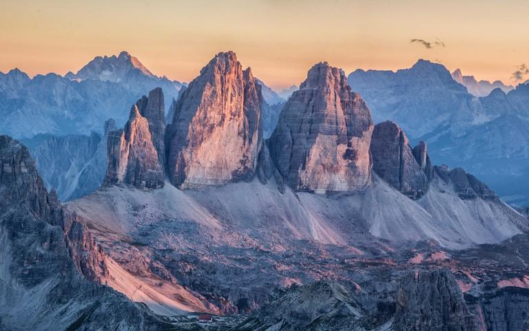Randonnées Tre Cime di Lavaredo, Dolomites