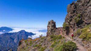 spots de randonnée aux îles Canaries